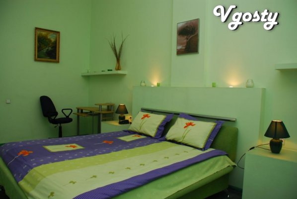 Romantic apartment in the center of Kiev - Apartments for daily rent from owners - Vgosty