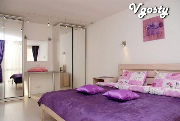 vip 2-bedroom apartment - Apartments for daily rent from owners - Vgosty
