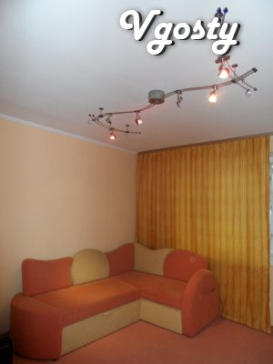 For rent! Hourly! Cozy 2-ka new renovated m.Vosstaniya - Apartments for daily rent from owners - Vgosty