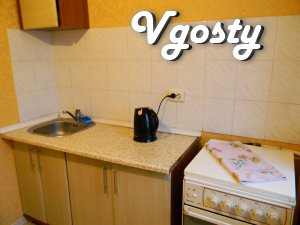 Rent one his two-bedroom apartment, st. Novogorodskaya, 4 - Apartments for daily rent from owners - Vgosty