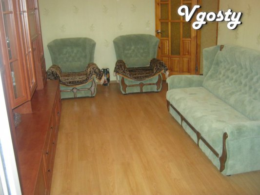 Wi-Fi!2-комн.Салтовка,533м/р Посуточно! Почасово! - Apartments for daily rent from owners - Vgosty