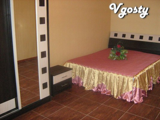 SHORT, POChASOVOsdam its 2 km. square-Lux Repair m.H.Gora 2012. - Apartments for daily rent from owners - Vgosty