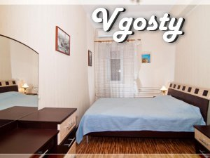 Rent 2 k.kv. renovated, 2 minutes from Pushkinskaya - Apartments for daily rent from owners - Vgosty