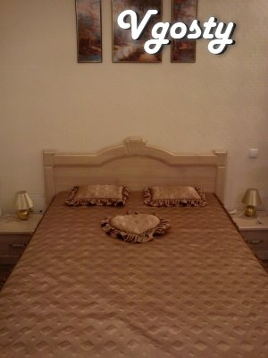 Beautiful 1 bedroom metro Pushkinskaya - Apartments for daily rent from owners - Vgosty