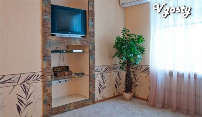 short term rent-bedroom apartment svoyu1 'suite - Apartments for daily rent from owners - Vgosty