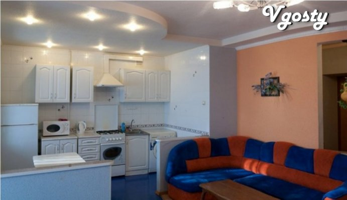 Huge apartment in the center of diz.remontom - Apartments for daily rent from owners - Vgosty