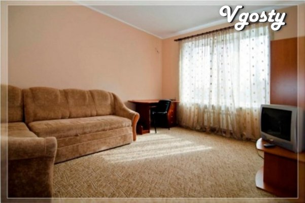 spacious apartment in the center - Apartments for daily rent from owners - Vgosty