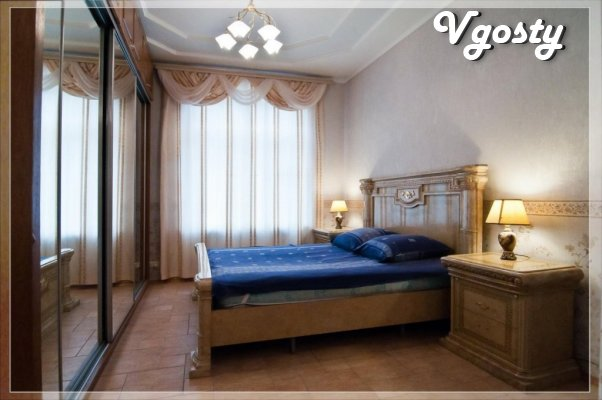 spacious, beautiful apartment near the metro - Apartments for daily rent from owners - Vgosty