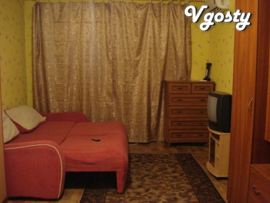 1k.kv. mistress of the next Labour M.Geroev - Apartments for daily rent from owners - Vgosty