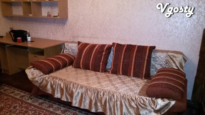 2 комн.квартира в центре города - Apartments for daily rent from owners - Vgosty