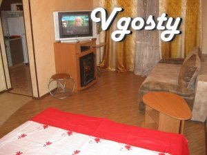 Kharkov apartment rental apartments - Apartments for daily rent from owners - Vgosty