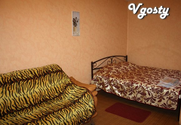 Studio apartment Mariupol - Apartments for daily rent from owners - Vgosty