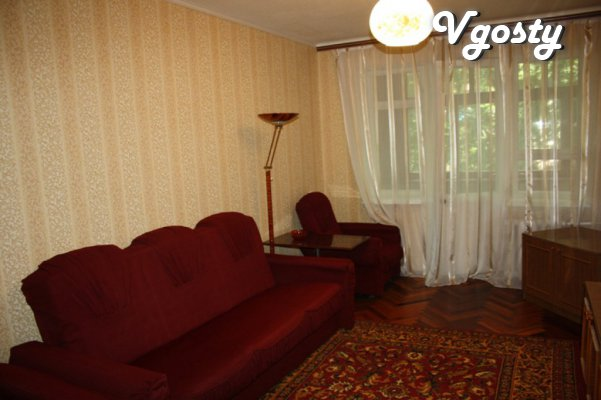 One bedroom apartment in residential area, close to the sea - Apartments for daily rent from owners - Vgosty