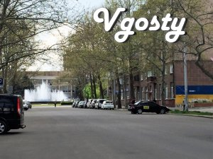 McDonald's/Соборная! Сдаю комфортную 2к/квартиру! - Apartments for daily rent from owners - Vgosty