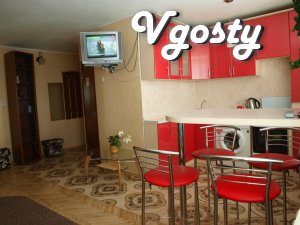 Rent two-bedroom Center (Alley of Heroes) WiFi - Apartments for daily rent from owners - Vgosty