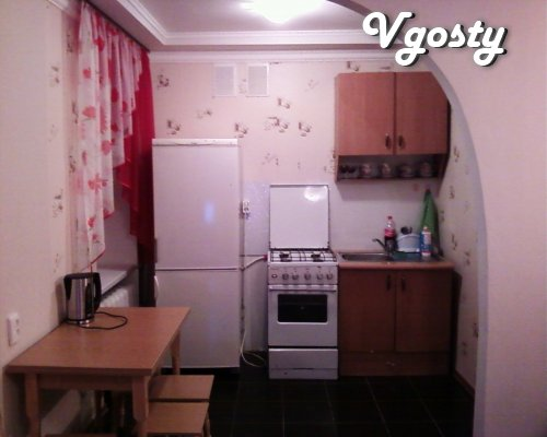 Apartment for rent ( hourly ) on Levanevsky. Repair, ... - Apartments for daily rent from owners - Vgosty