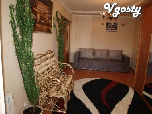 The apartment is on the street. Station 3, (central .. - Apartments for daily rent from owners - Vgosty