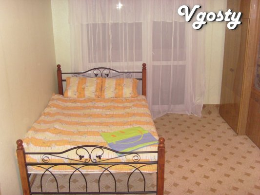 Rent apartment in the center , rn mag. - Apartments for daily rent from owners - Vgosty