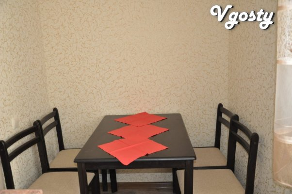 Comfortable one-bedroom apartment in the city center with all the - Apartments for daily rent from owners - Vgosty
