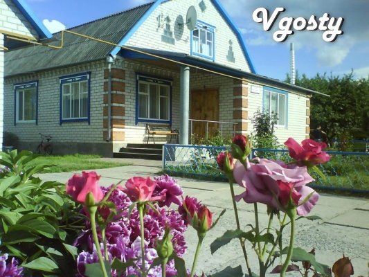 Rent house for rent in Mirgorod. - Apartments for daily rent from owners - Vgosty