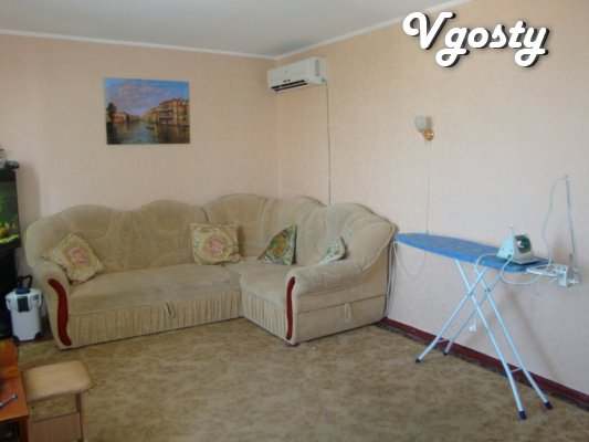 SHORT POChASOVOKvartira friendly environment with a maximum - Apartments for daily rent from owners - Vgosty