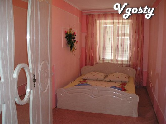 Daily rent two-bedroom apartment. Renovation, home - Apartments for daily rent from owners - Vgosty