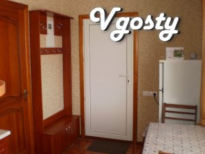 A cozy house with a separate part of the yard (kitchen , bathroom - Apartments for daily rent from owners - Vgosty