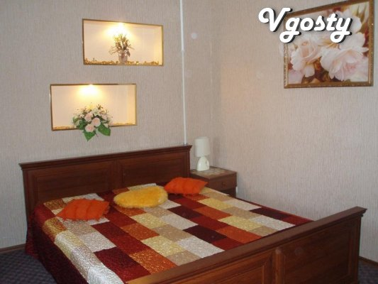 Luxury apartment, center. Cold and goryachayavoda - Apartments for daily rent from owners - Vgosty