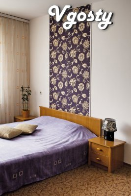 Óþòíàÿ, Chistaya and udobnaya for prozhyvanyya apartment - Apartments for daily rent from owners - Vgosty