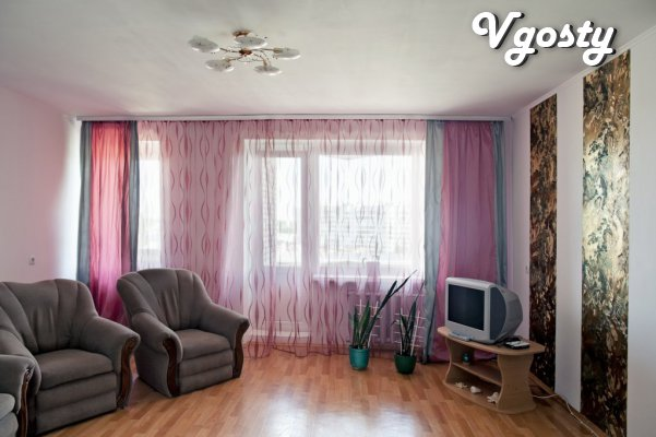 Ochenprostornaya and bright apartment with a lovely view. - Apartments for daily rent from owners - Vgosty