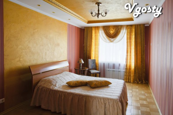 Comfortable, spacious and bright apartment on ul.Fedorova - - Apartments for daily rent from owners - Vgosty