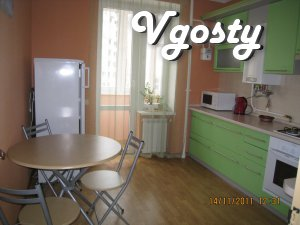 "Apartment in a new home by ""Vladograd"" rn Mos.koltsa, - Apartments for daily rent from owners - Vgosty"