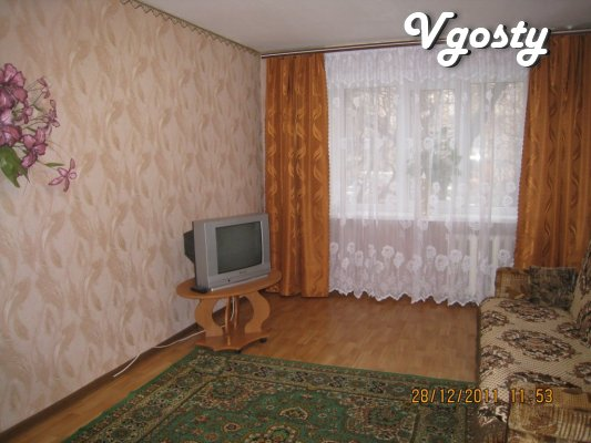 rn Moskoltsa Street . Gagarin. Clean linen (cotton) , dishes. - Apartments for daily rent from owners - Vgosty