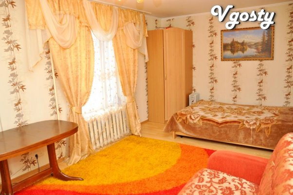 The apartment is close to the apartment is tsentra.Vozle - Apartments for daily rent from owners - Vgosty