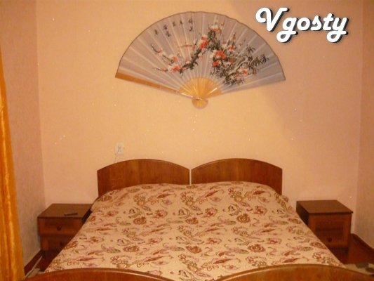 Comfortable - Clean and bright apartment in the hourly - Apartments for daily rent from owners - Vgosty