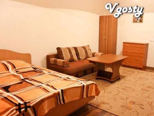 Apartment in the city center. After a European-very comfortable, - Apartments for daily rent from owners - Vgosty