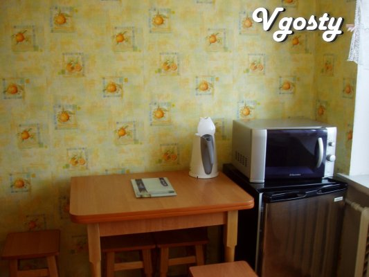 Apartment for rent, weekly, repair, good condition, - Apartments for daily rent from owners - Vgosty
