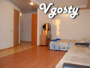 A small studio apartment on the 5th floor of a street. Demekhin (Distr - Apartments for daily rent from owners - Vgosty
