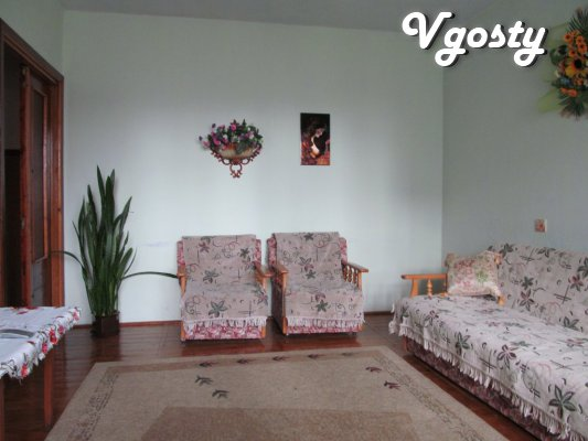 """Rent apartment in rayoneTTs """"DEPOt"""". For 1-4 people. - Apartments for daily rent from owners - Vgosty"""