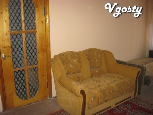 Apartment for rent in Kamenetz-Podolsk Central railway / bus station - Apartments for daily rent from owners - Vgosty