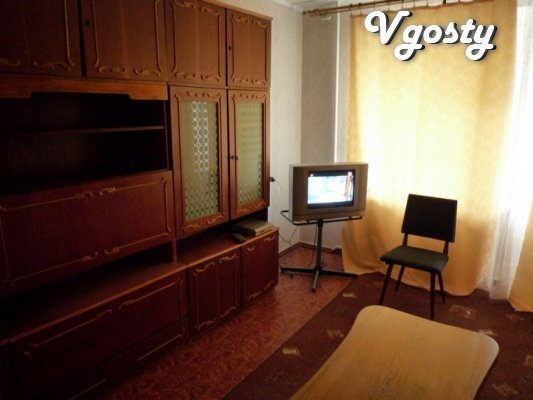 Clean, well appointed apartment. The optimal option for the - Apartments for daily rent from owners - Vgosty