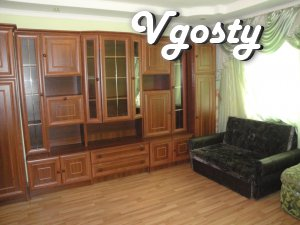 Brand new. - Apartments for daily rent from owners - Vgosty