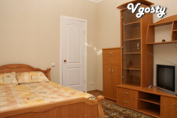 The apartment is near the bus station (ul. Chigrina) .Kvartira - Apartments for daily rent from owners - Vgosty