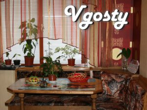 Apartment for rent in the city center with renovated, - Apartments for daily rent from owners - Vgosty