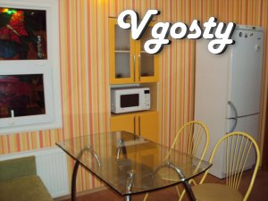 A small apartment in a quiet center of Poltava close to all - Apartments for daily rent from owners - Vgosty