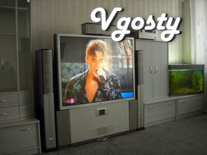 3rd floor, building without elevator, center, window to the courtyard. - Apartments for daily rent from owners - Vgosty