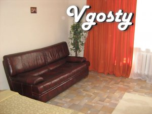 Large apartment accommodation suitable for groups of people. - Apartments for daily rent from owners - Vgosty