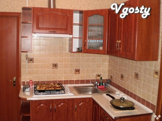 The apartment is in good condition. - Apartments for daily rent from owners - Vgosty