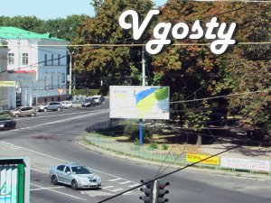 street . Lenin, 2, 1 bedroom , 3rd floor . TV cable , kitchen. - Apartments for daily rent from owners - Vgosty