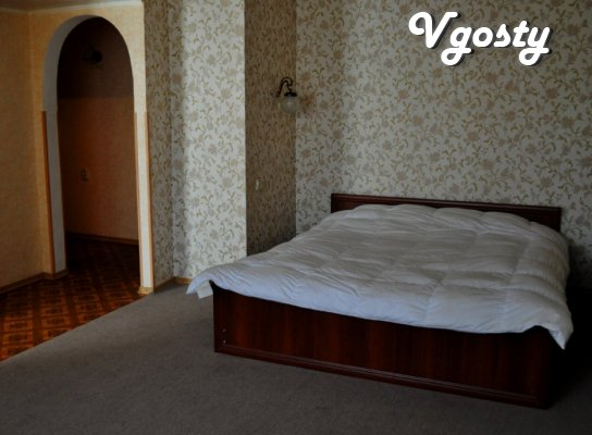 Apartment 3/5 storey building. Cozy apartment with all the - Apartments for daily rent from owners - Vgosty